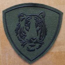 Russian   SPETSNAZ TIGER HEAD      patch  #389 SE