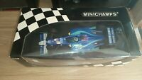 Minichamps 1:18 F1 - Sauber C21 2002 - Felipe Massa - Signed