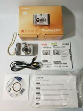 Canon Power Shot A560 Digital Camera with accessories