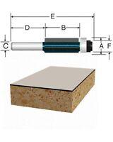 Bosch 85285MC 1/4-Inch Solid Carbide Flush Trimmer Bit