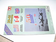 µµ Revue 39/45 Heimdal n°96 6 juin 1944 Utah Omaha Bayeux Caen Pegasus Trouville