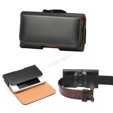 Mens Pu Leather Waist Belt Bag Wallet Case Universal Cell Phone Pouch Packet