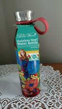 ☆NWT RED PIONEER WOMAN STAINLESS STEEL WATER BOTTLE☆