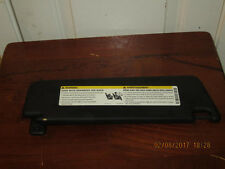 2010-2014 Chevrolet Camaro Driver Side Sun Visor with Covered Mirror 24409339