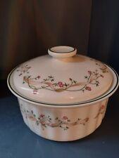 More details for johnson bros eternal beau large lidded casserole dish/tureen