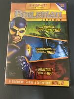Bibleman GENESIS 3 for ALL Bibleman Series Vol 2 DVD New Sealed Tommy Nelson