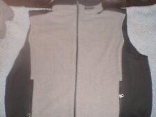 Full zip fleece vest by Eddie Bauer men's XXL