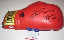 JOE AND MARVIS FRAZIER Signed EVERLAST Boxing Glove w/ PSA COA