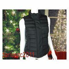 GAP Women's Warmest Quilted Vest Black Size XL  Vest Jacket 298222