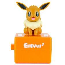Takara Tomy Pop'n step Talking Dancing Toy Figure Pokemon Eevee Japan