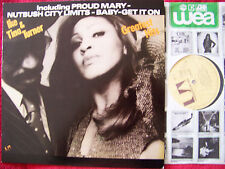 Ike & Tina Turner - Greatest hits   NL United Artists LP