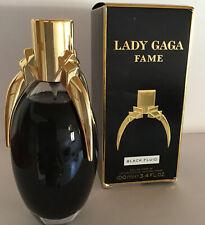 LADY GAGA Fame Black Fluid 100 ml Eau de Parfum Spray OVP