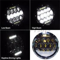 75W LED Headlight H4 H13 DRL HIGH LOW Beam for JEEP CJ JK TJ Wrangler