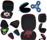 Carry Case For Cube Earphone Bag For Fidget Hand Spinner Triangle Finger Toy New
