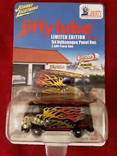 "LIBERTY PROMOTIONS ""JIFFY LUBE"" '64 VW PANEL BUS JOHNNY LIGHTNING #0636"