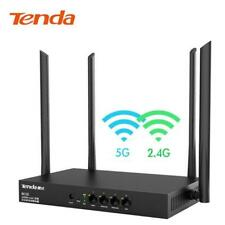 Tenda W15E 1200Mbps Wireless WiFi Router Dual Band 2.4G/5GHz Gigabit Repeater