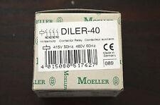 Moeller DILER-40 Hilfsschütz NEU OVP