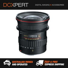 TOKINA 11-16MM F2.8 AT-X 116 PRO DX V TO SUIT NIKON – WITH BONUS 32GB SD CARD