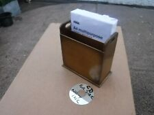 VINTAGE  HAXYES  STORAGE  BOX.  FREE  DELIVERY.