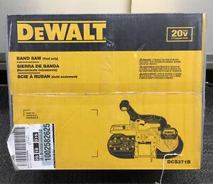 Dewalt DCS371B Band Saw NEW
