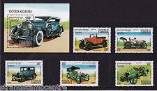 Cambodia - 1994 Motor Cars - U/M - SG 1357-1361 + MS1362