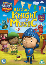 Mike the Knight: A Little Knight Music DVD (2014) Mike the Knight cert U