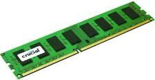 Memoria (RAM) de ordenador Crucial con memoria interna de 2GB PC3-12800 (DDR3-1600)