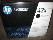 HP Q5942X Black Toner Cartridge OEM Genuine 42X LaserJet 4250 4350