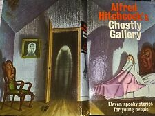 Alfred Hitchcock's Ghostly Gallery 1962 First Canadian Edition Anthology