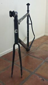 Cannondale R700 CAAD5 Road Bike Frameset - 60cm - SI Slice Carbon Fork - Used