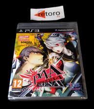 PERSONA 4 ARENA Playstation 3 PS3 PAL Español NUEVO Precintado play3 ATLUS