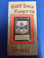 YU-GI-OH! NUMERO 17: DRAGO LEVIATANO SP13-IT023 RARA STAR FOIL ITALIANO MINT