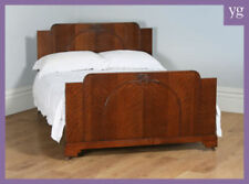 Oak Art Deco Antique Beds/Bedroom Sets