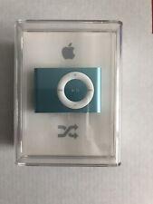 Apple iPod Shuffle 1 GB Model A1204 Light Blue Brand New / Factory Sealed