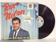 REX NELON outstanding Bass of the  LEFEVRES vinyl LP LeFevre Sound MLSP-3213 NM
