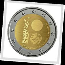 2 EURO *** Estland 2018 *** 100 jaar/ans Republique *** Estonie 2018 !!!