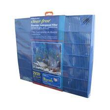 Penn Plax Premium Under Gravel Filter System - for 29 Gallon Fish Tanks & Aqu...