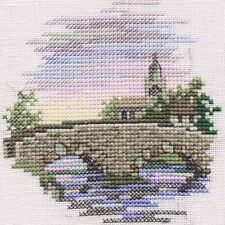 Minuets - Bridge Cross Stitch Kit by Derwentwater Designs