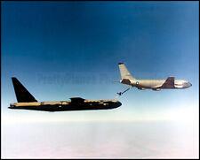 USAF Boeing B-52 Stratofortress KC-135 Vietnam 1965-66 8x10 Aircraft Photos