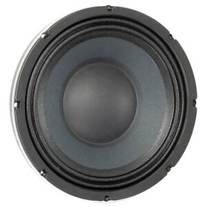 Eminence Deltalite II 2510 10 inch Neo Woofer PA Replacement Speaker 8 ohm 500 W