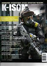 K-ISOM 4/2016 Internat. Special Operations Magazin d. Elite & Spezialeinheiten