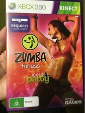 Zumba fitness join the party xbox 360