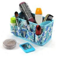 Foldable Household Storage Box Container Makeup Cosmetic Bag Organizer Case - LD