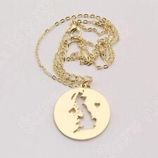 1pcs England Necklace Charm Pendant Great Britain UK United Kingdom European Tou