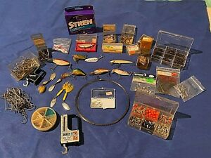 Mixed Lot of Fishing Lures and Accessories