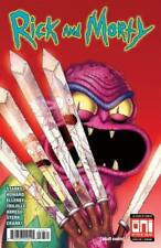 RICK & MORTY #38 MIKE VASQUEZ HULK 340 HOMAGE VARIANT LIMITED TO 1000 COPIES
