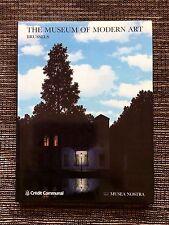 VERY RARE 1988 The Museum of Modern Art: Brussels Royal Museum Fine Arts Belgium