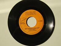 "Eurythmics / Nathalie- Disco Vinile 45 giri 7"" Edizione Promo Juke Box"