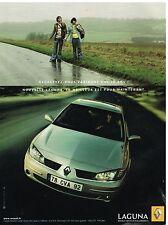 Publicité Advertising 2005 Renault laguna
