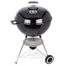 """UPS UNITED PARCEL SERVICE WEBER BLACK 22"""" CHARCOAL KETTLE-STYLE BARBECUE GRILL"""